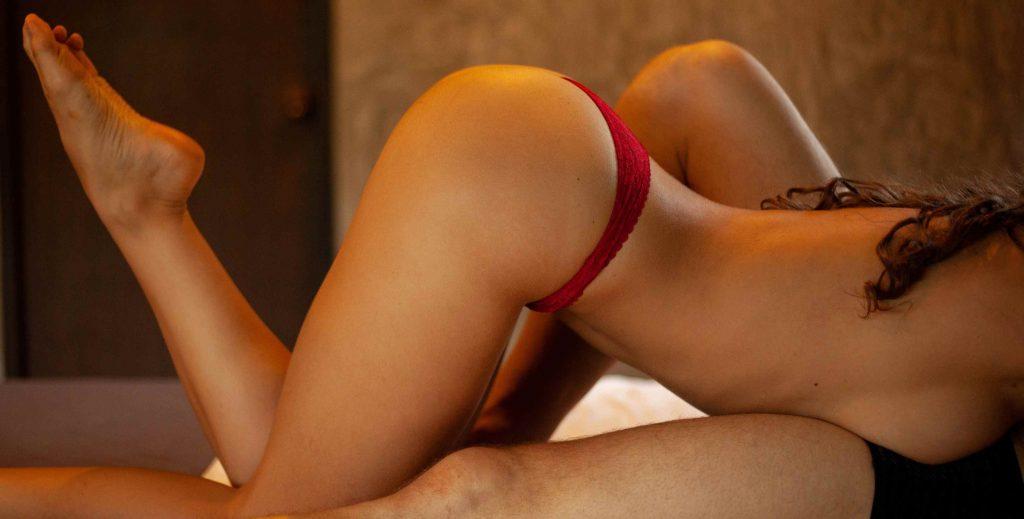 bienfaits massage sensuel