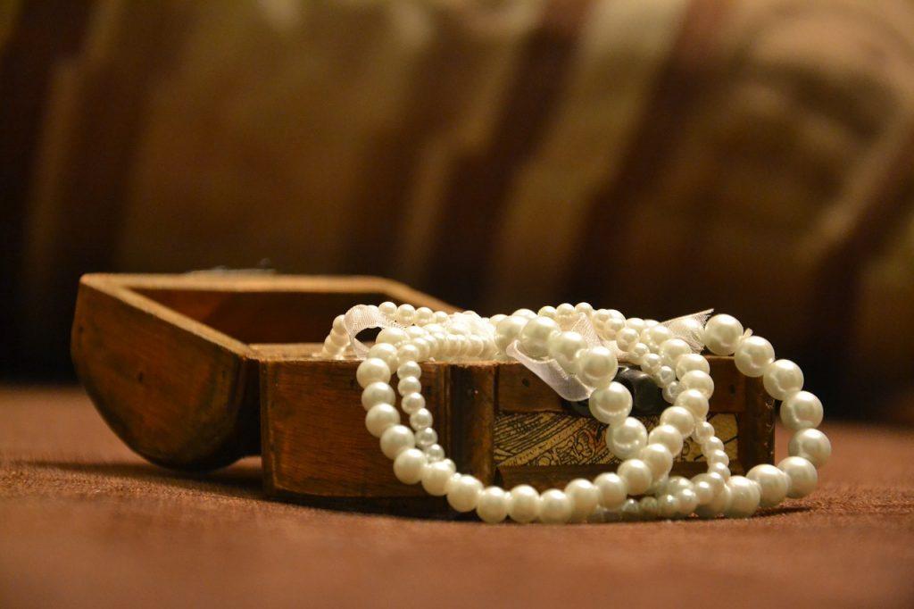 Bijoux indispensables dans sa boite