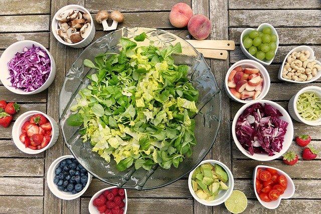 Alimentation saine pour grossir