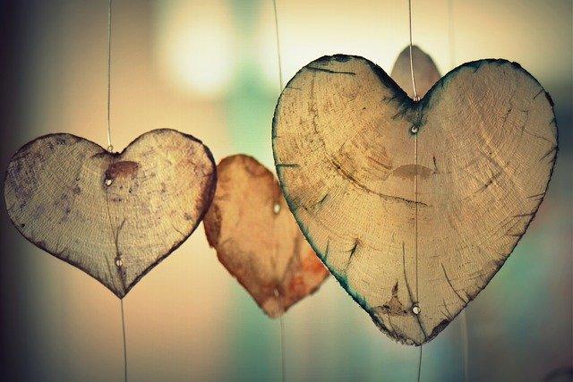 l'amour et le baiser