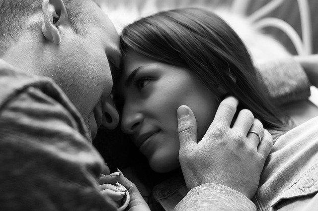 premier baiser: le réussir