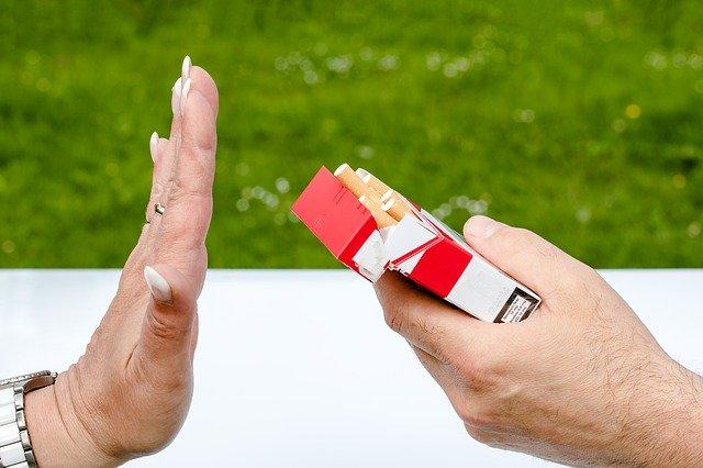 stopper la cigarette