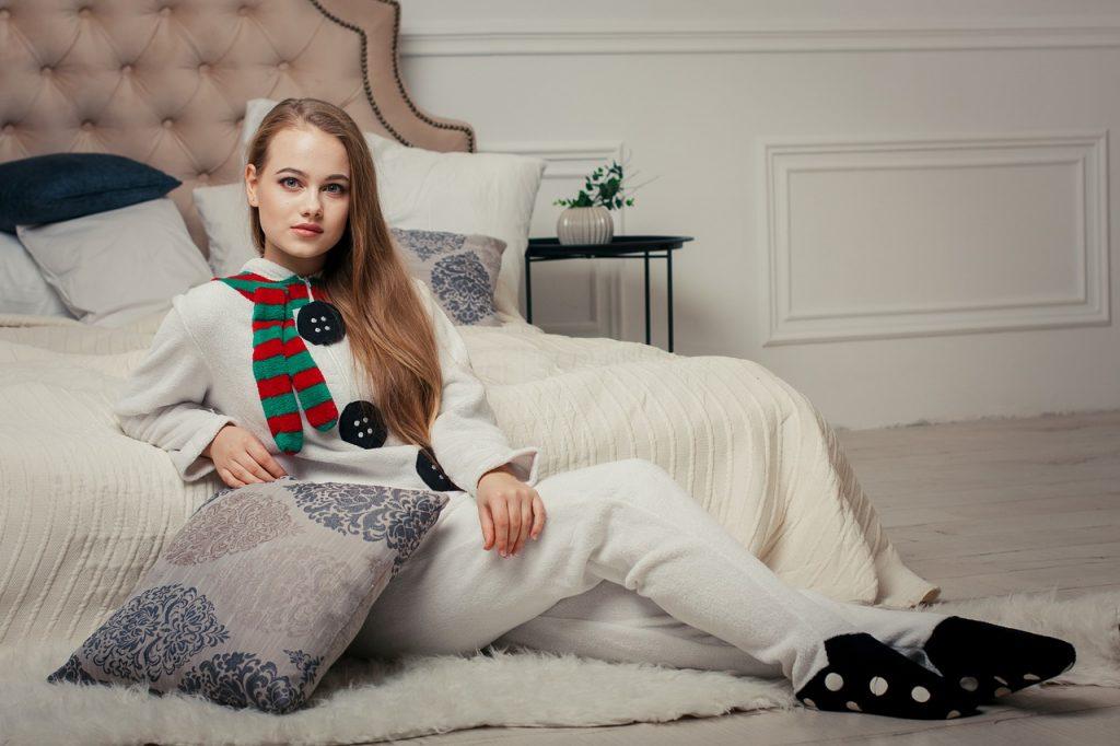 Pyjama et confort
