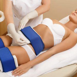 Quelles parties du corps peut-on traiter avec la cryolipolyse?