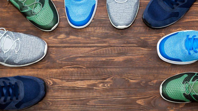 Portez vos sneakers… en porte-clefs
