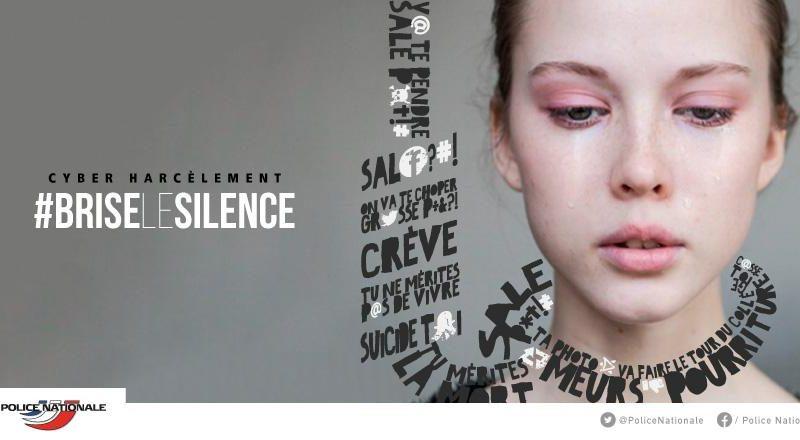 Cyber-harcèlement: à qui en parler?