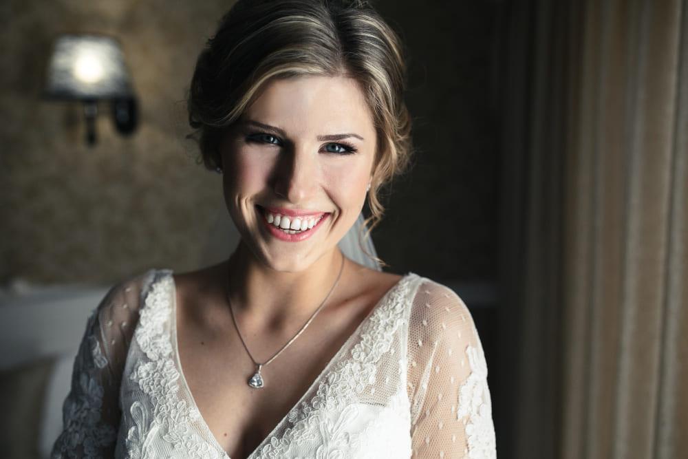 mariage et collier